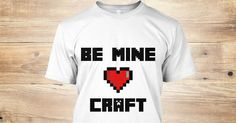 New from Tee Obsession: Limited Edition Valentines Minecraft t-shirt(Available only through Tuesday, February 16, 11PM EST)Facebook: www.facebook.com/obsessedwithteesTwitter: www.twitter.com/teeobsessionPinterest: www.pinterest.com/teeobsession  #teespring #teeobsession #trendingtees #ilovetees #minecrafttee Minecraft, Tuesday, February, Valentines, Facebook, My Love, Twitter, Tees, Mens Tops