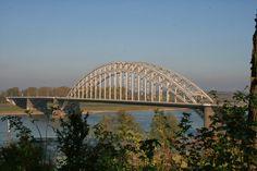 Bridge, Nijmegen, Waalbrug