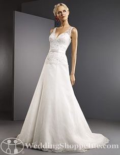 Saison Blanche Boutique B3037 Bridal Gown