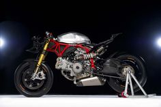 Panigale Cafe by Pierobon Frames