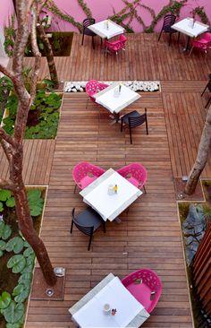 Rosas & Xocolate | Restaurant | Merida, Yucatan, Mexico