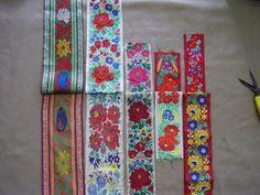 Stuhy. Folk clothing  (Czech Republic).