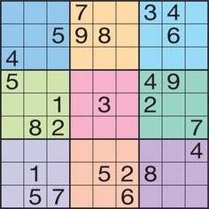 The Original Sudoku Calendar - Online Calendar - Page-A-Day Online Calendar, Calendar Pages, The Creator, The Originals, Day
