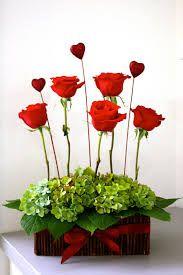 valentine day arranjament - Pesquisa Google