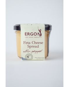 The version of a spread cheese from Greece that can be preserved outside the fridge and tastes simply divine.