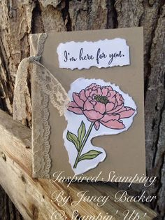 Inspired Stamping by Janey Backer: In Colors 2015-2017, Catalog and Stamp Sneak Peek, Stampin' Up!, You've Got This
