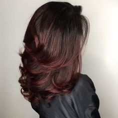 20 Gorgeous Hair Color Worth To Try This Season : mekfashions Haircuts For Long Hair With Layers, Haircuts For Medium Hair, Long Layered Hair, Medium Hair Cuts, Long Hair Cuts, Medium Hair Styles, Curly Hair Styles, Long Layers Medium Hair, Medium Layered Haircuts