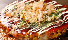 Okonomiyaki Osaka-Style, ein leckeres Rezept aus der Kategorie Snacks und kleine Gerichte. Bewertungen: 3. Durchschnitt: Ø 4,0.