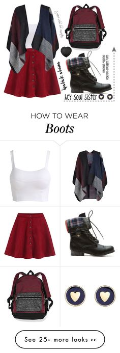 """""""Soul Sister"""" by irdina-n on Polyvore featuring мода, Victoria's Secret, Brooks Brothers и Train"""