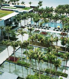 InterContinental Sanya Resort   Landscape Architecture   Cicada