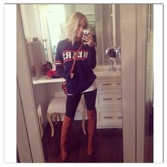 Chicago bears outfit
