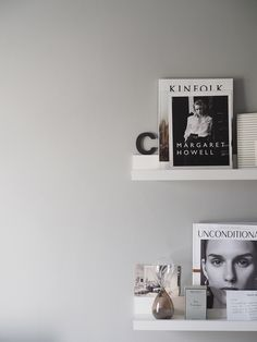 A cosy, grey home office for a freelance creative – my makeover reveal Ikea Office, Home Office Decor, Mosslanda Picture Ledge, Gray Home Offices, Picture Frame Display, Ikea Pictures, Moroccan Cushions, Pink Cushions, Living Room Shelves