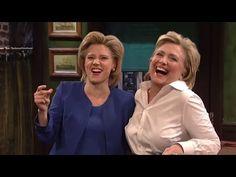 SNL Star Kate McKinnon - Best Moments as Clinton of 2016