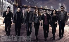 When Shadowhunters returns for its second season, things are getting darker. Literally. For new showrunners Todd Slavkin and Darren Swimmer, one of...