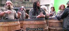 The Hobbit: the Desolation of Smaug behind the scenes BTS - Richard Armitage Adam Brown Graham McTavish Legolas, Thranduil, Gandalf, Jrr Tolkien, Lotr, Narnia, Hobbit 3, The Hobbit Thorin, Midle Earth