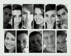 Mike,Christina,Katherine,Lisa,Amy,Alex, Lauren,Dani,Christian,Nick, and JoeyCimorelli family <3