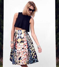 Australian label, Nicholas, is defined by clean lines and distinctive color. #Shopbop