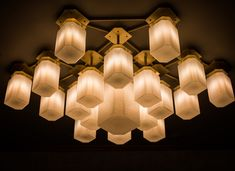 Dj Lighting, Light Fixtures, Restoration, Mosaic, Art Deco, Chandelier, Woodworking, Ceiling Lights, Flooring