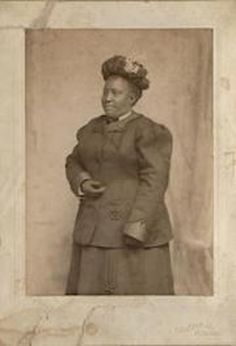 This day in 1806, abolitionist, educator and writer Sarah Mapps Douglass was born. Co-founder of the bi-racial Philadelphia Female Anti-Slavery Society in 1833, she also taught black children and adults in New York and Philadelphia. Taking over the girls' preparatory department at the Philadelphia Institute for Colored Youth, she offered courses in literature, science and anatomy.