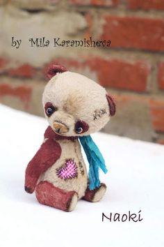 Naoki by By Mila Karamisheva | Bear Pile