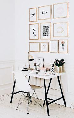 246 best bohemian home office images in 2019 desk nook office rh pinterest com