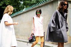 Street Style París Alta Costura O/I 2014-15 © Josefina Andrés