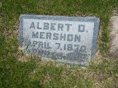 Albert D Mershon