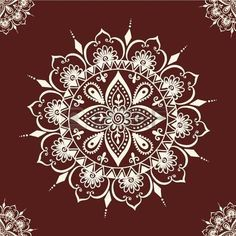 mandala inde: Floral seamless mehendi pattern ornament. illustration mehendi pattern in asian textile style india tribal ornate. Ethnic ornamental lace vintage mehendi pattern mandala abstract textile