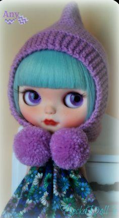 Ooak Custom Blythe Doll Any by DafneryDolls por BeckaDolls en Etsy