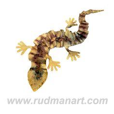 Gefilzte langen Schal wickeln Schal ART Lizard von RudmanArt, $189.00