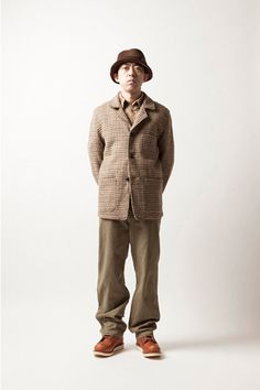 HUMAN MADE 2012 Fall/Winter Lookbook (1/2)