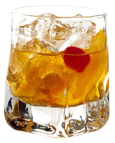 1½ oz. Rich & Rare Canadian Whisky Reserve, ½ oz. cherry brandy and a maraschino cherry. Pour whiskey and brandy into an old-fashioned glass with ice. Stir well. Garnish with a maraschino cherry.
