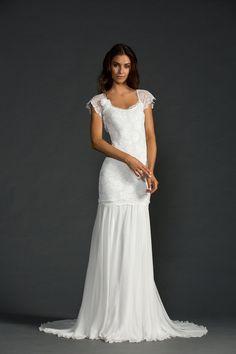 Boho Wedding Dress from Grace Loves Lace