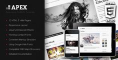 This Deals Apex Responsive Portfolio TemplateWe provide you all shopping site and all informations in our go to store link. You will see low prices on