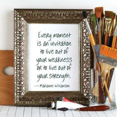 Inspirational Quotes to Hang In Your Home