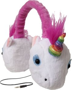 ReTrak - ReTrack Animalz On-Ear Headphones - Unicorns
