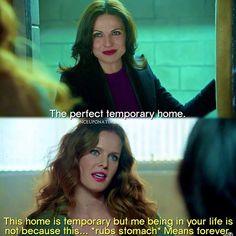 "#OnceUponATime 4x21 ""Mother"" - Regina and Zelena"