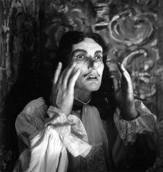 """""""Jean-Louis Barrault joue « La petite Molière » d'Anouilh à l'Odéon"""" (1960)"""
