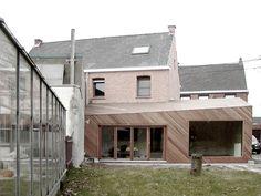 PASSIVE HOUSE Frederik Vercruysse