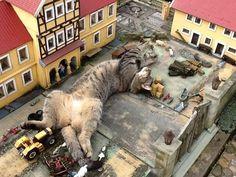 .Gulliver's cat