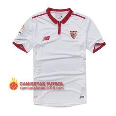 Camiseta Sevilla Fc 2018 Equipacion Sevilla Fc 2018