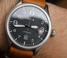 AVI-8 Flyboy 4021 Automatic Watch
