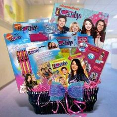 gift baskets for teenage girls - Google Search