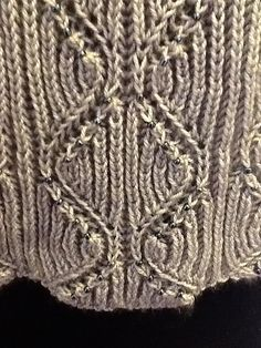Ravelry: Day into Night Beaded Brioche pattern by Marie Fisher