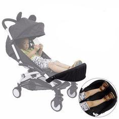 Baby Stroller Accessories for Bab yyoya Vovo Babyzen Yoyo 32 Cm Foot Rest Feet Extension Infant Pram Footmuff Accessory