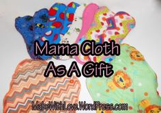 Mama Cloth As A Gift
