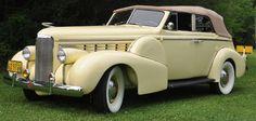 1938 Cadillac LaSalle 5059 Convertible Sedan