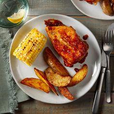 Turkey Recipes, Chicken Recipes, Dinner Recipes, Baked Chicken, Dinner Ideas, Chicken Appetizers, Onion Chicken, Duck Recipes, Jerk Chicken