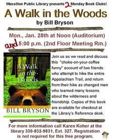 Beginning in January 2013, The Monday Book Discussion Group will meet to discuss selected tiles in the afternoon AND the evening for lively talk about intriguing and popular titles.