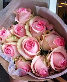❥ bouquet of roses